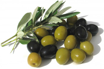 OLIVES MAMMOUTH FARCIES FROMAGE VERTES & NOIRES