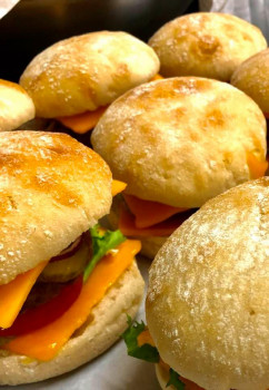 Le Burger d'Antan (uniquement le vendredi & samedi)